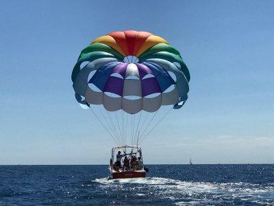 Double Pack Parascending + Jet Ski, Roses, 40m