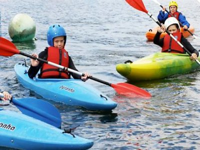 South Cerney Outdoor Education Centre Kayaking