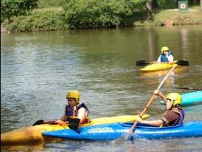 The Christian Adventure Centre Viney Hill Kayaking