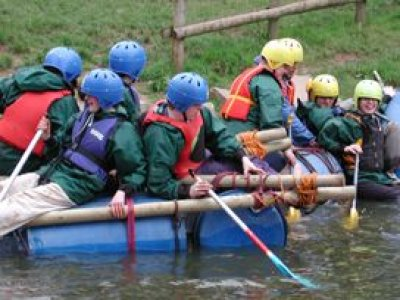 The Christian Adventure Centre Viney Hill Rafting