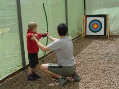 The Christian Adventure Centre Viney Hill Archery