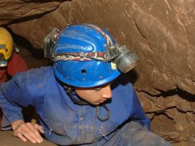 The Christian Adventure Centre Viney Hill Caving