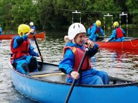 Little paddlers