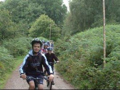 The Christian Adventure Centre Viney Hill Mountain Biking