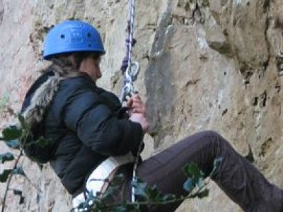 The Christian Adventure Centre Viney Hill Abseiling