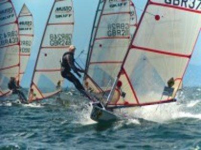 Prestwick Sailing Club Sailing