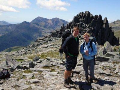 Snowdonia Mountaineering Hiking