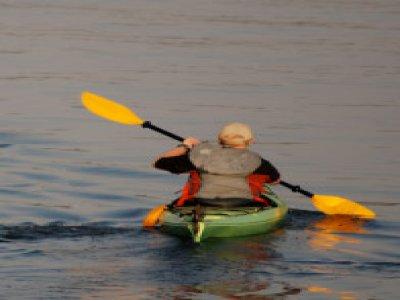 Peak Outdoor Training Kayaking