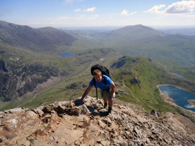 Snowdonia Mountaineering