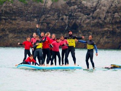 Escuela de Surf Ris Paddle Surf