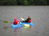kayaking on the tarn