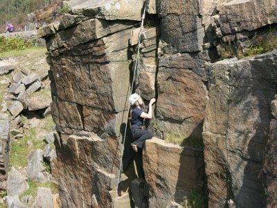 Will 4 Adventure Climbing