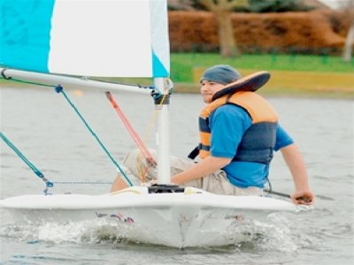 Danson Park Watersports Centre Sailing