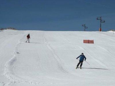 Sierra de Béjar - La Covatilla Estaciones de Esquí