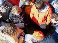 Orienteering Navigation Training