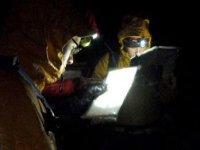 Orienteering Night Navigation Training