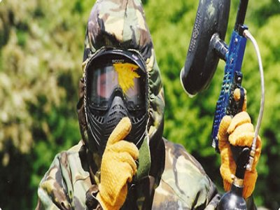 Cinnamon Active Paintball