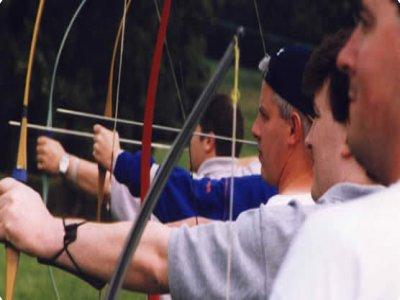 Cinnamon Active Archery