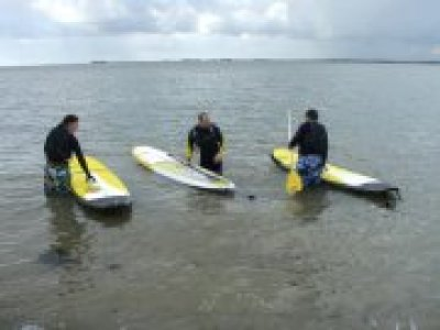 Learn to Stand Up Paddleboard Essex