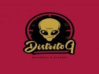 Distrito 9 Paintball
