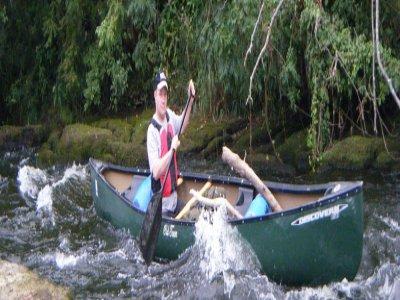 Left Bank Canoe Hire Canoeing