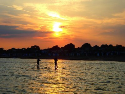 3 Hour Stand Up Paddleboarding Tour Essex