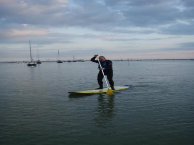 1-2-1 Stand Up Paddleboarding Tuition Essex