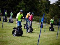 Afternoon tasting segways
