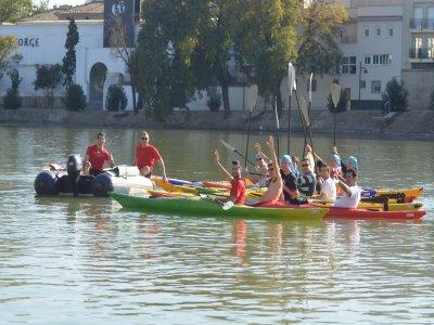 Kayak Sevilla