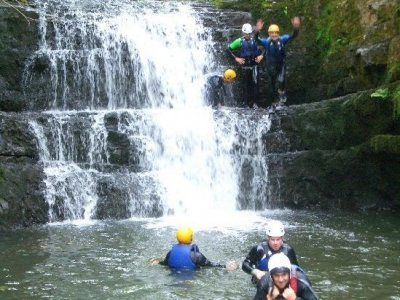Adventures Outdoor Activity Centre Canyoning