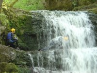 The Pounding Waterfall