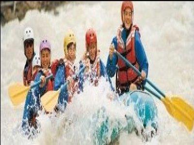 Adventures Outdoor Activity Centre Rafting