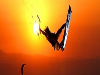 EBO Adventure Penhale Kitesurfing