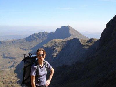 David Hendrickse Hiking
