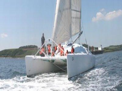 EBO Adventure Penhale Sailing