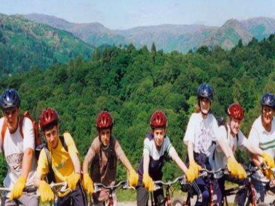 David Hendrickse Mountain Biking