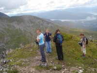 Navigating on top of Scottish Monroes