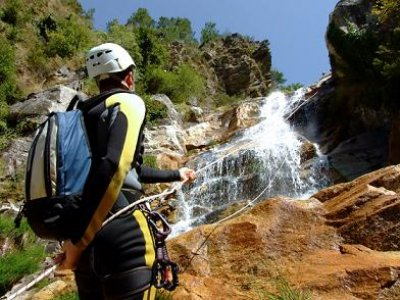 Debdale Outdoor Centre Canyoning