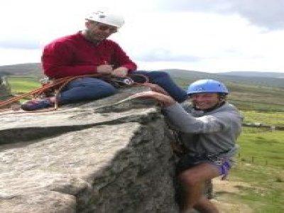 Debdale Outdoor Centre Climbing