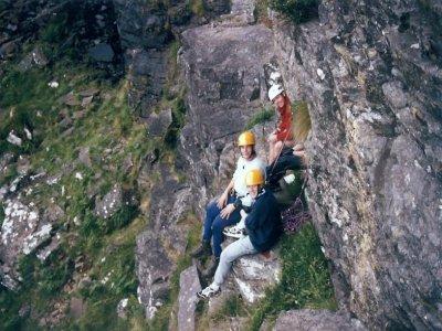 Cumbria Ventures Climbing