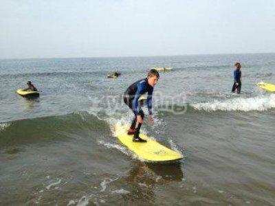 Scarborough Surf School Surfing
