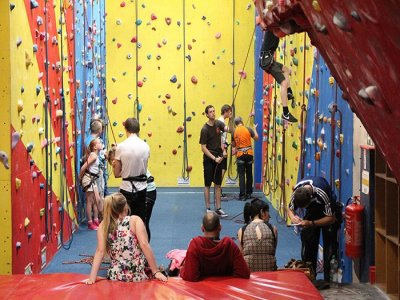 Awesome Walls Climbing Centre Ltd Liverpool
