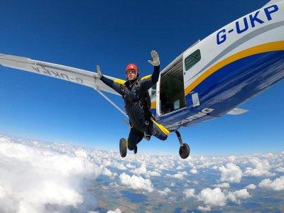 UK Parachuting Peterborough