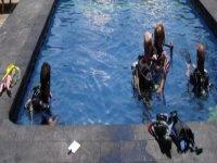 Scuba diving courses