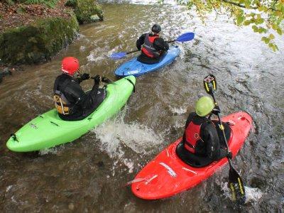 Exmoor Adventures Kayaking