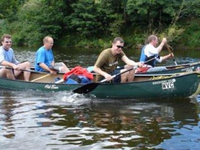 Adventurous Activity Company Canoeing