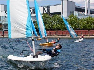 Docklands Sailing & Watersports Centre Sailing