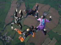 Learn to skydive with friends