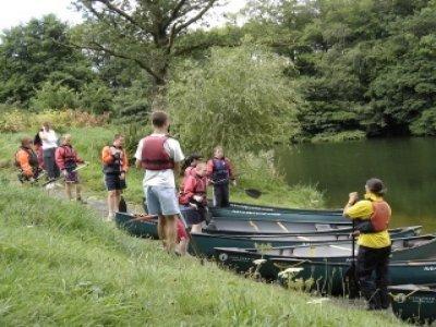 Adventure Okehampton Canoeing