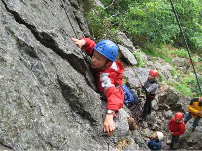 Indie Outdoors Climbing